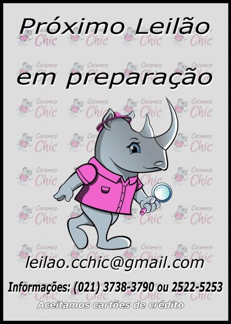 33º LEILÃO CCHIC
