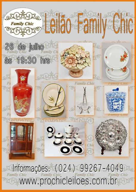 ll Leilao Family Chic