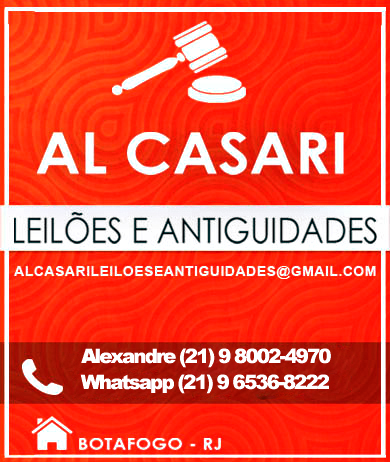 LEILÃO AL CASARI - RESIDENCIAL RUI BARBOSA - AGOSTO 2021