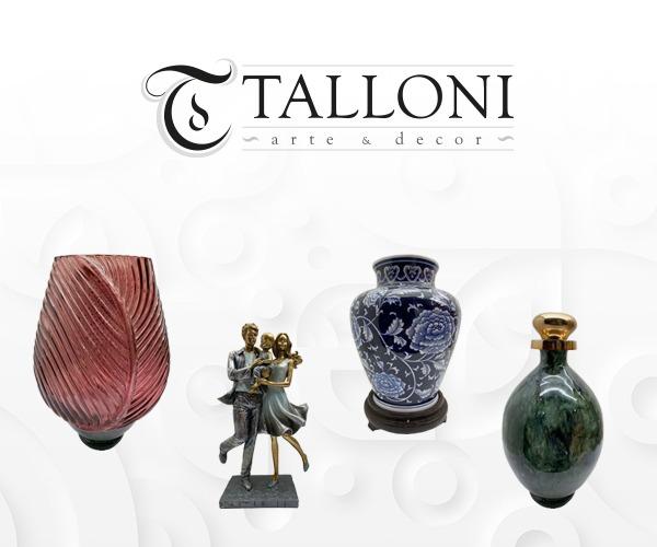 Leilão Talloni Arte & Decor