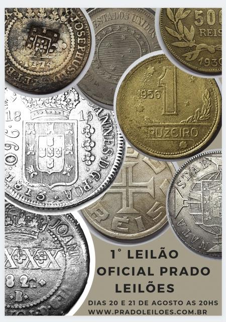 1º LEILÃO OFICIAL PRADO LEILÕES