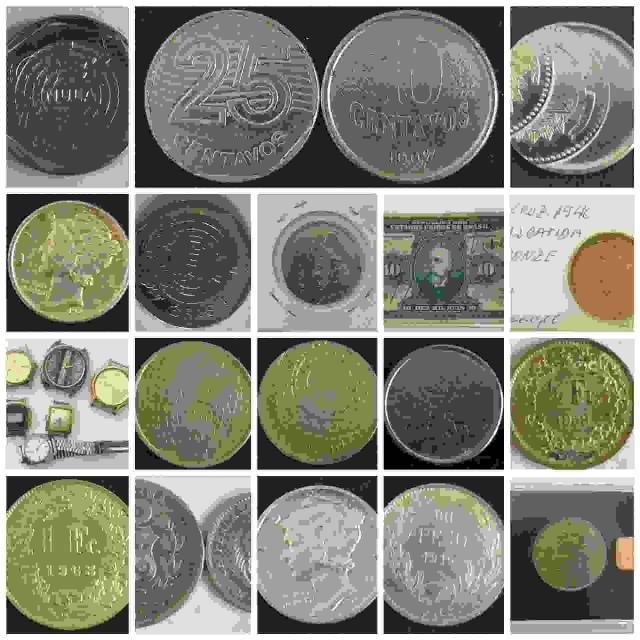 35º LEILÃO NUMISMART - Cédulas Moedas Medalhas Nacionais e Internacionais