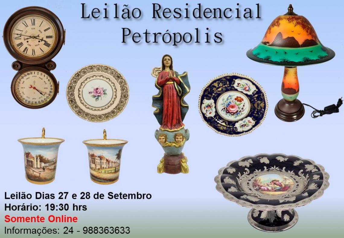 Leilão Residencial Petrópolis