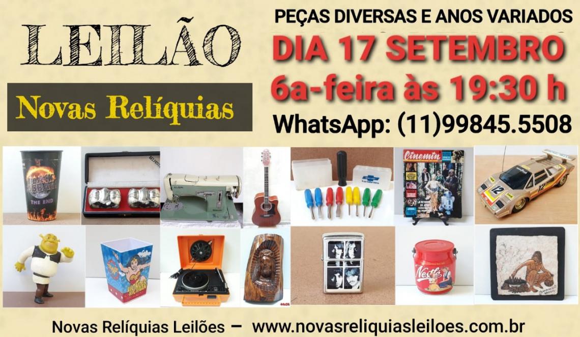 Leilão de Tudo para Todos de Ferramentas, Brinquedos, Antiguidades, Colecionismo, & Oportunidades!!!