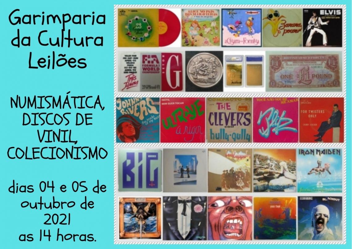 31º LEILÃO SHOW DE COLECIONISMO
