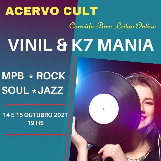 VINIL MANIA: MPB JAZZ ROCK SOUL REGGAE
