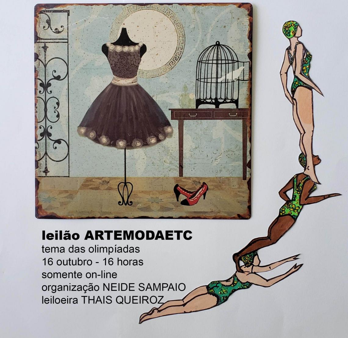 LEILÃO ARTEMODAETC