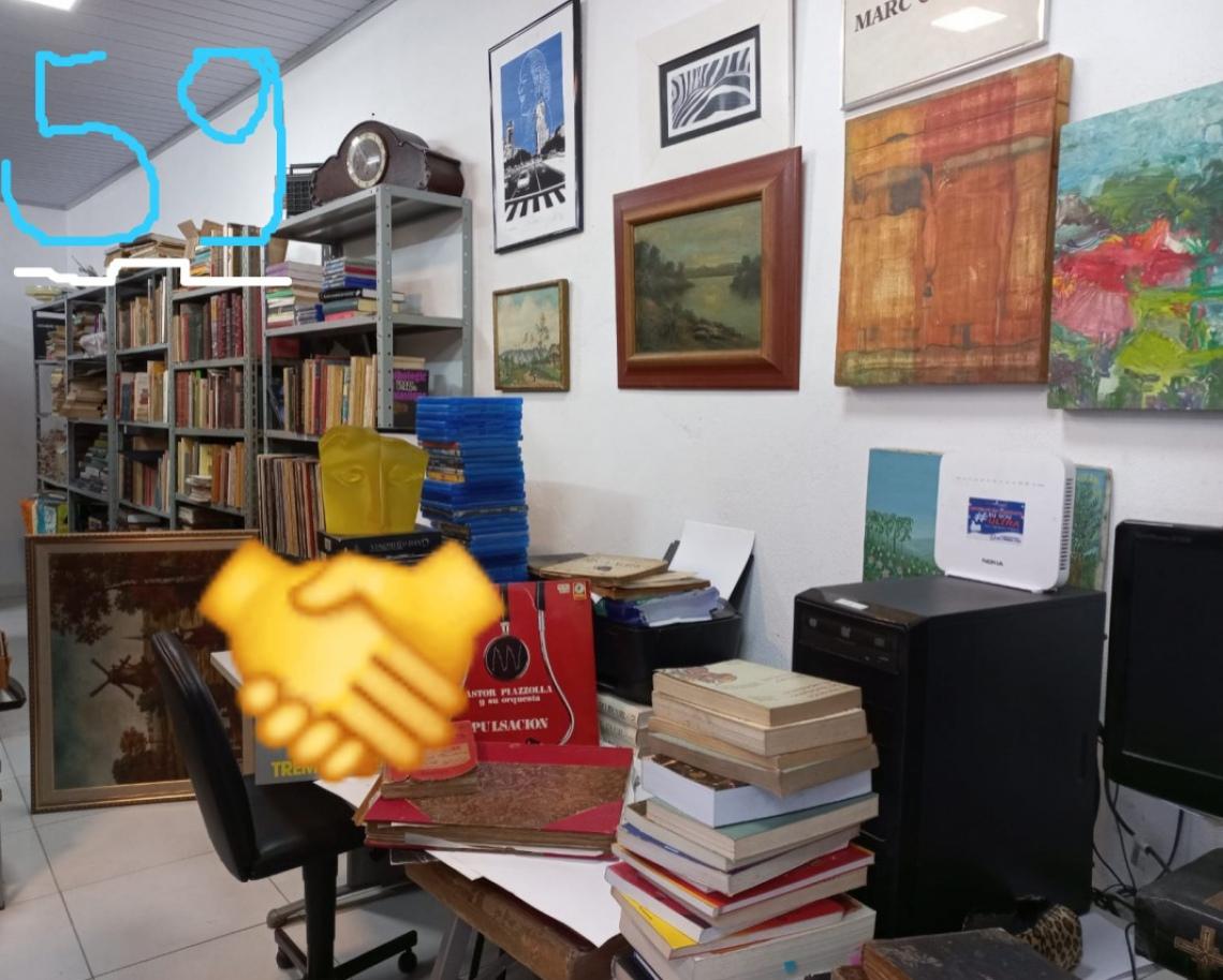LEILÃO PARADISE COLECIONISMO: LIVROS DIFÍCEIS, CDs, FITAS K-7 E VINIL E ARTE - 59º LEILÃO DO ACERV