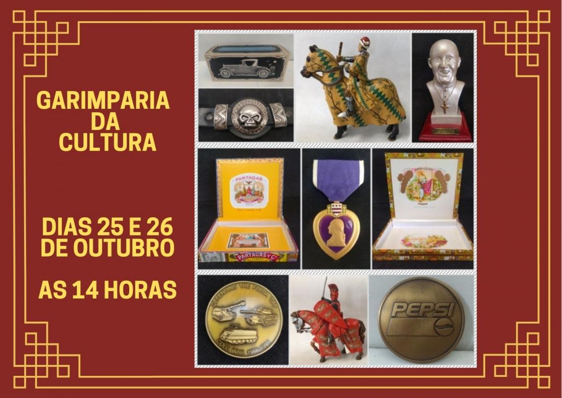 32º LEILÃO SHOW DE COLECIONISMO