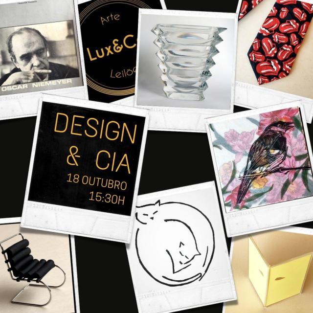 Design & Cia. Arte. Objetos. Moda. Livros. Fotos.