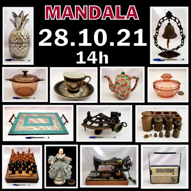 LEILÃO MANDALA