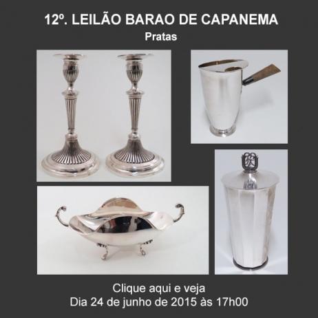 12º Barão de Capanema - Pratas - 24/06/2015