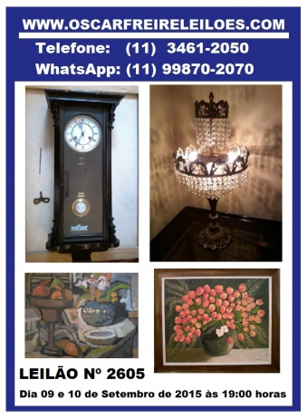LEILÃO DE ARTE E ANTIGUIDADES 1134612050