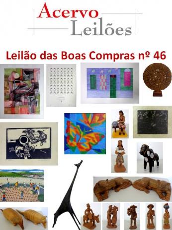 LEILÃO DAS BOAS COMPRAS nº 46 - 17 de setembro de 2015