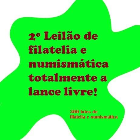 2º LEILÃO TOTALMENTE A LANCE LIVRE !!!!!!!!