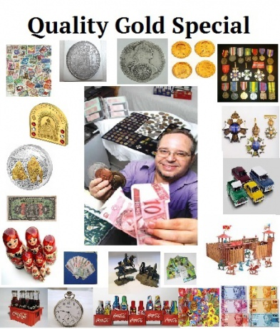 LEILÃO - Quality Gold Special