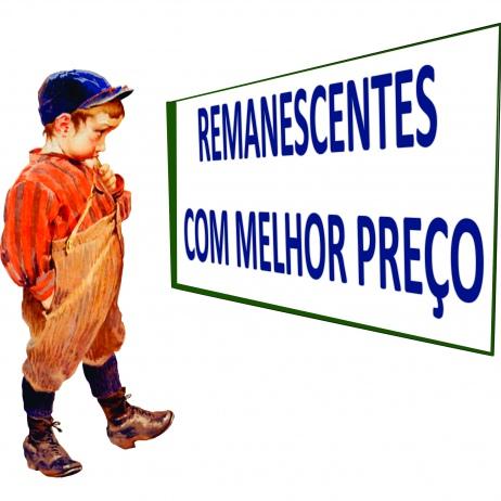 LEILÃO DE REMANESCENTES COM MELHOR PREÇO - LANCES ATÉ AS 12h DE SEGUNDA FEIRA  (05/09)