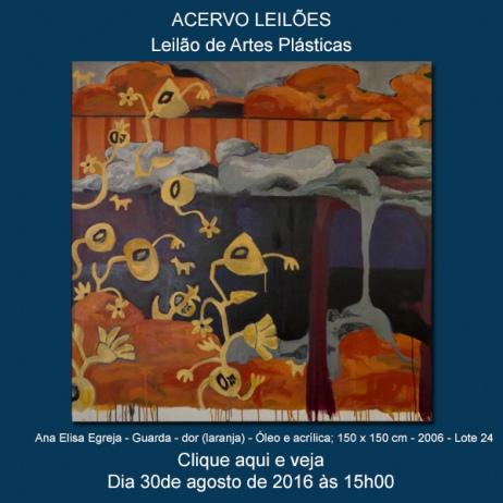 LEILÃO DAS BOAS COMPRAS Nº 57 - 30/08/2016