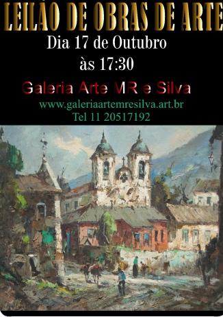 GALERIA ARTE MR E SILVA tel 20517192