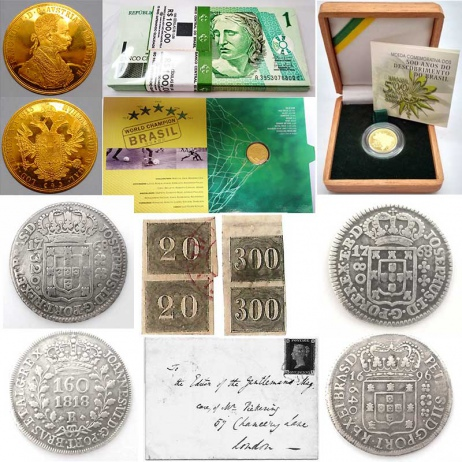7º Leilão de Filatelia e Numismática e Outros - AV COLECIONISMO