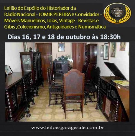 Leilão dos Espólios do Historiador Jomir Pereira e Gal Villa Bella, Manuelinos,  Numismática