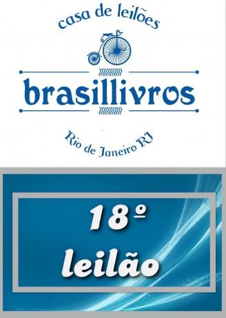 18º leilão brasillivros