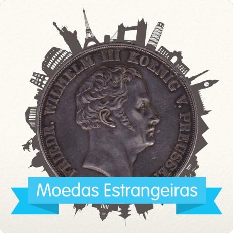 Brasil Moedas Leilões - Coleção de Moedas Estrangeiras