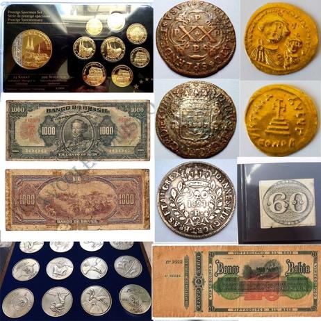 11º Leilão de Filatelia e Numismática - AV COLECIONISMO