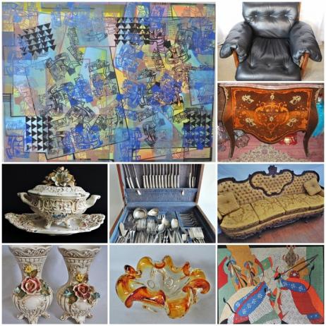 68º Leilão de Artes e Antiguidades -  Especial de Lotes Remanescentes Com Preços Reduzidos!!!!
