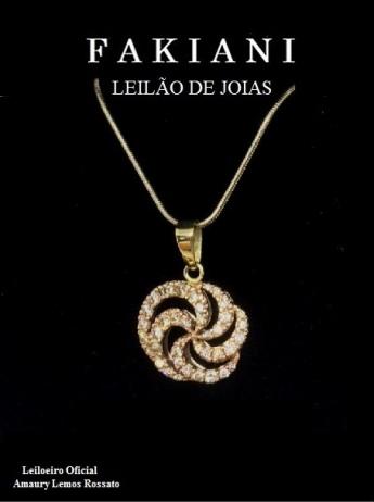 LEILÃO DE JÓIAS