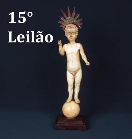 DÉCIMO QUINTO LEILÃO MARCO GRILLI - objetos de arte
