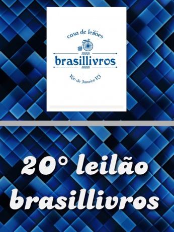 20º leilão brasillivros