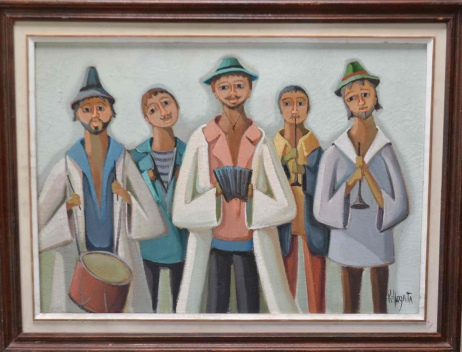 47º Leilão da Abaporu Brazilians Art Gallery