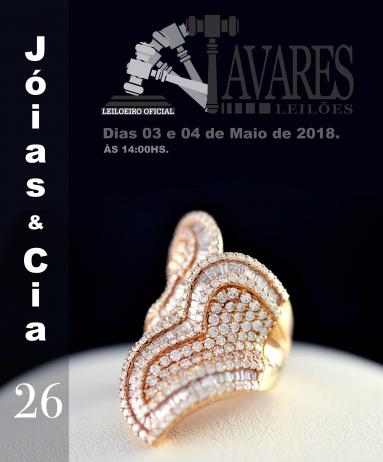 LEILÃO JÓIAS & CIA. - 26