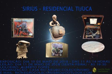 LEILÃO SIRIUS - RESIDENCIAL TIJUCA