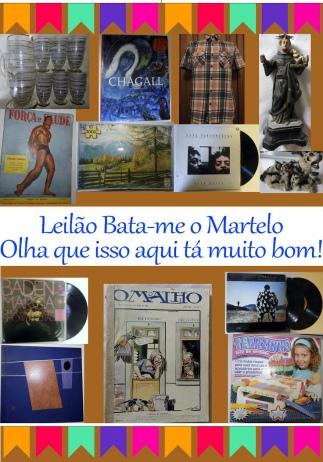 LEILÃO DE BATA-ME O MARTELO: OLHA QUE ISTO AQUI ESTÁ MUITO BOM!