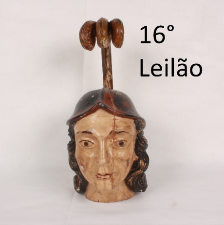 DÉCIMO SEXTO LEILÃO MARCO GRILLI - objetos de arte