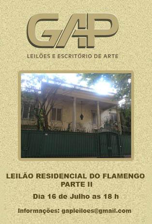 LEILÃO RESIDENCIAL DO FLAMENGO PARTE II