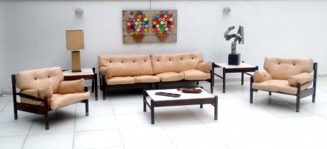 leilão Residencial com Importante Acervo Mobiliário Brasileiro da década de 60