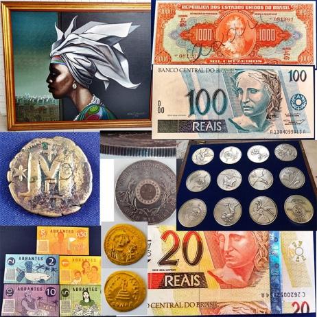 13º Leilão de Filatelia - Numismática - Outros -  AV COLECIONISMO
