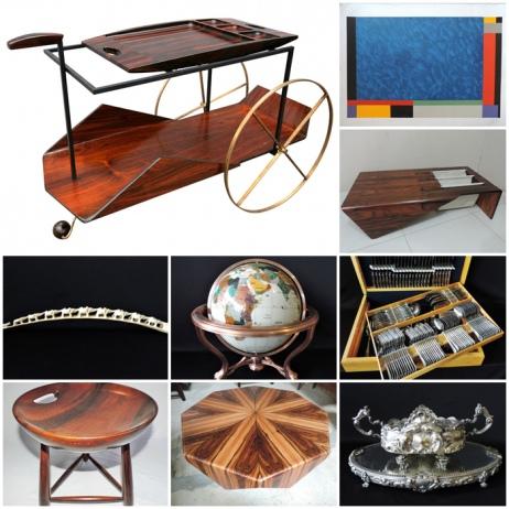 78º Leilão de Artes & Antiguidades - Especial Garage Sale - Parte II