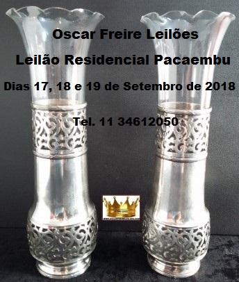 LEILÃO RESIDENCIAL PACAEMBU & OUTROS