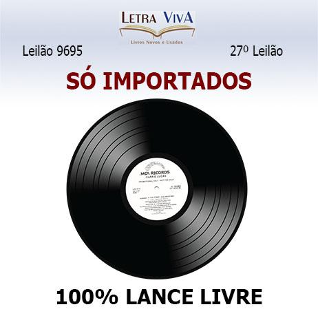 27º Leilão Letra Viva - 100% VINIL - SÓ IMPORTADOS - TUDO À LANCE LIVRE