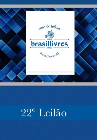 LEILÃO DE LIVROS DE ARTE, ARQUITETURA, BRASIL