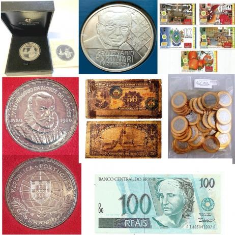 14º Leilão de Filatelia - Numismática - Outros -  AV COLECIONISMO
